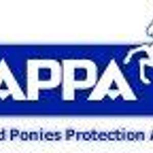 HAPPA- Horse and Ponies Protection Association Logo