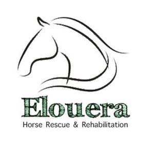 Elouera Horse Rescue And Rehabilitation Logo