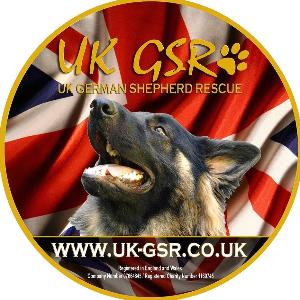 UK German Shepherd Rescue Logo