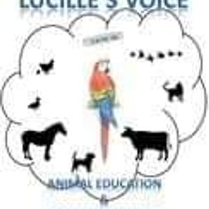 Lucille's Voice Animal Education and Emergency Rescue Center Logo