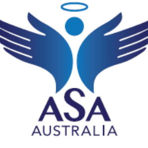 Angelman Syndrome Association Australia Logo