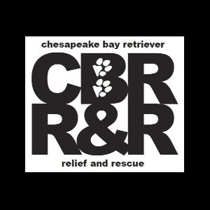 Chesapeake Bay Retriever Relief & Rescue Logo