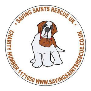 Saving Saints Rescue UK Logo
