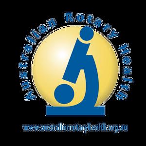 Australian Rotary Health Logo