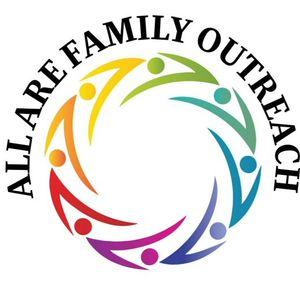 All Are Family Outreach Logo