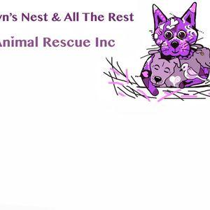 Robyn's Nest Animal Rescue Logo