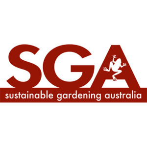 Sustainable Gardening Australia (SGA) Logo