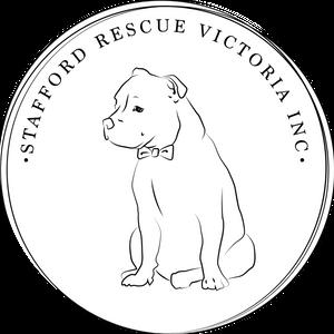 Stafford Rescue Victoria Org Logo