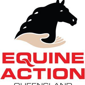 Equine Action Qld Inc Logo