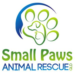 Small Paws Animal Rescue QLD Logo