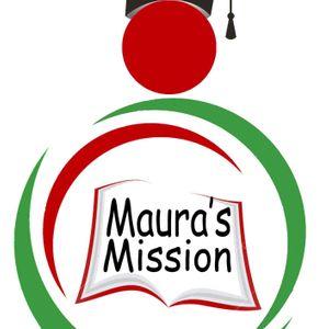 Maura's Mission Logo