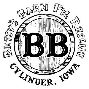 Betsy's Barn Pig Rescue Logo