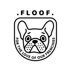 For the Love of our Frenchies (FLOOF) Logo