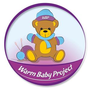 The Warm baby project Logo