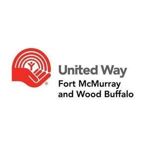 United Way Fort McMurray and Wood Buffalo Logo