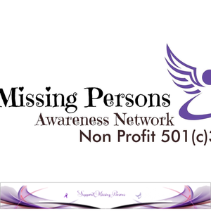 Missing Persons Awareness Network NFP Logo