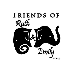 Friends of Ruth & Emily, Inc. Logo