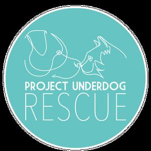 Project Underdog Rescue Inc Logo