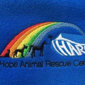 Harc hope animal rescue Logo