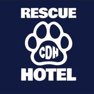 Cardiff Dogs Home, The Rescue Hotel Logo