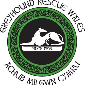 Greyhound Rescue Wales Logo