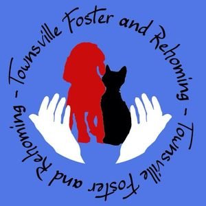 Townsville foster and rehoming animals Logo