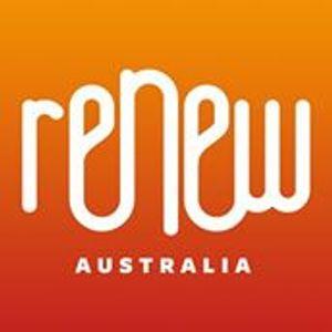 Renew Australia Logo