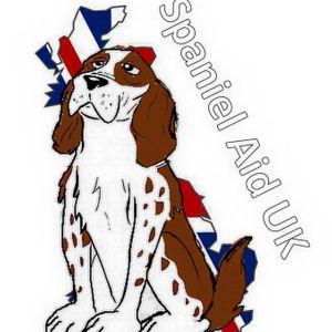 Spaniel Aid UK. Logo