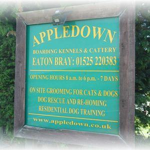 Appledown Rescue & Rehoming Kennels, Eaton Bray Logo