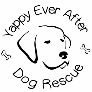 Yappy Ever After Dog Rescue Logo