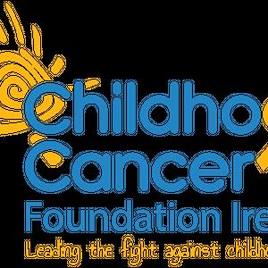 Childhood Cancer Foundation Ireland Logo