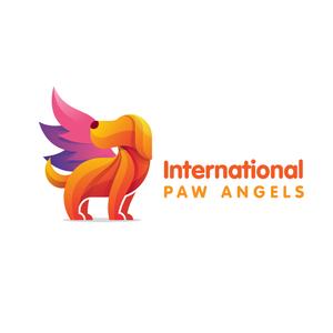 International Paw Angels Logo