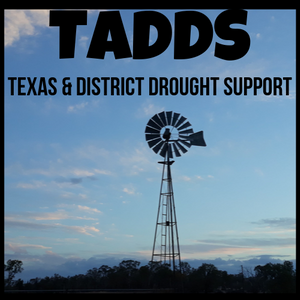 Texas and District Drought Support (TADDS) Inc Logo