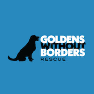 Goldens Without Borders Logo
