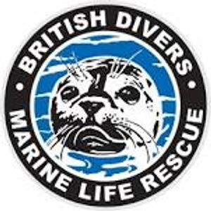 British Divers Marine Life Rescue Logo