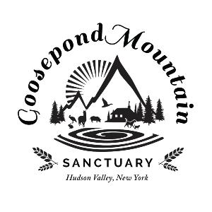 Goosepond Mountain Sanctuary Logo
