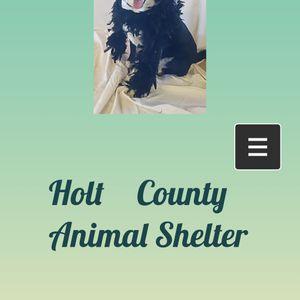 Holt County Animal Shelter Logo