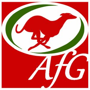 Action for Greyhounds Logo
