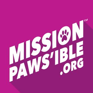 Mission Pawsible Charity Pty Ltd Logo