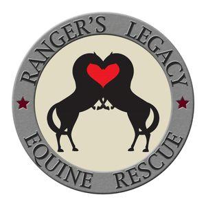 Ranger's Legacy Equine Rescue Logo