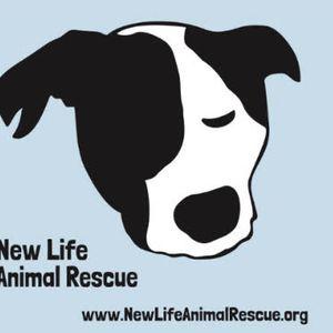 New Life Animal Rescue Logo