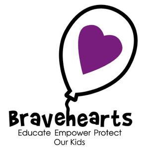 Bravehearts Foundation Logo