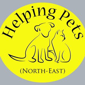 Helping pets (north east) Logo