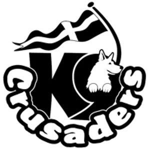 K9 Crusaders Dog Welfare Logo