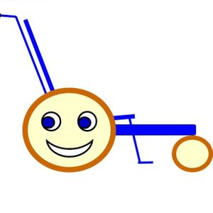 Wheelchairs For Kids Logo