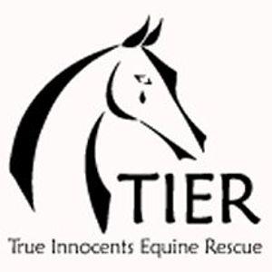 True Innocents Equine Rescue Logo