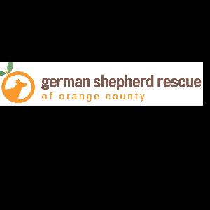 German Shepherd Rescue of OC Logo