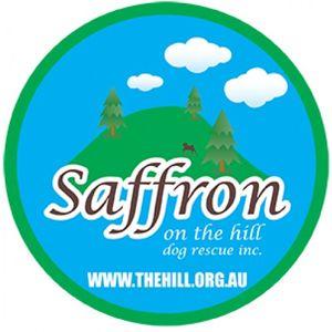 Saffron On The Hill Dog Rescue Inc Logo