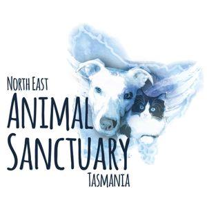 North East Animal Sanctuary Tasmania Inc Logo