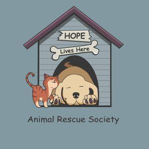 Hope Lives Here Animal Rescue Society Logo